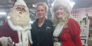 Santa Project Belgie
